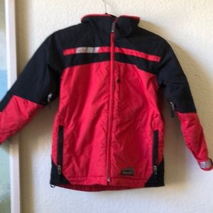 OBERMEYER Jacket Ski Snow Size 10 EUC